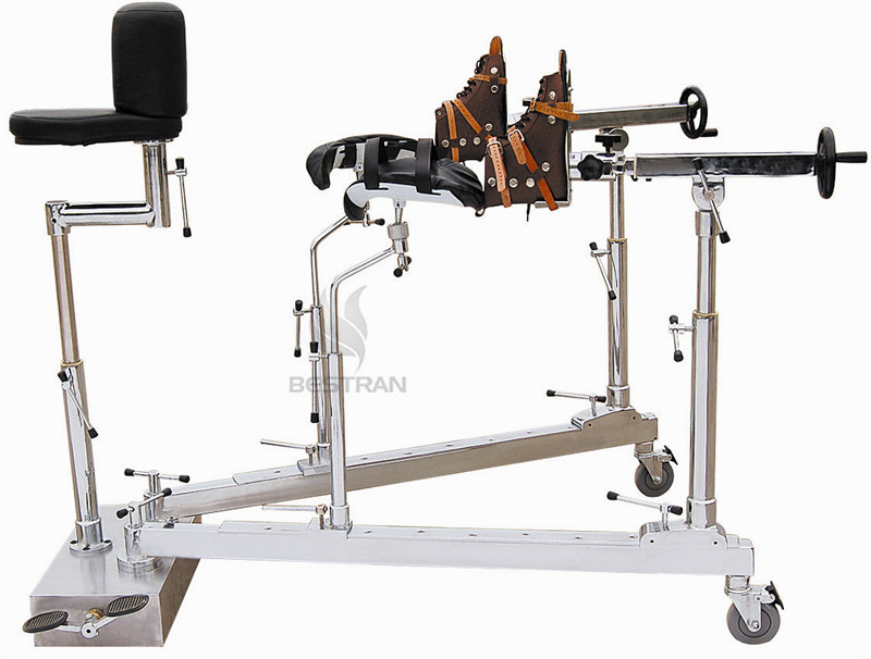 Orthopedics frame table