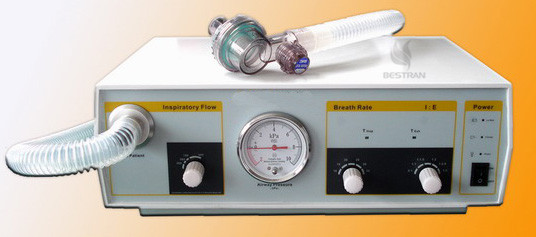 Ventilator for first-aid