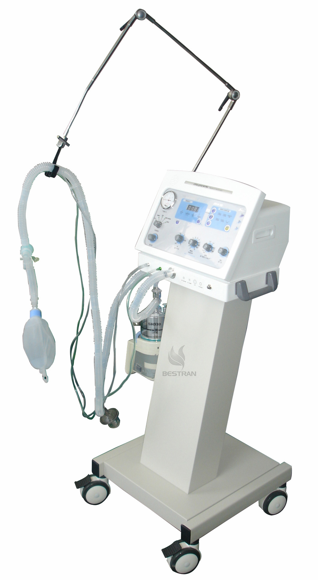 First aid ICU Ventilator