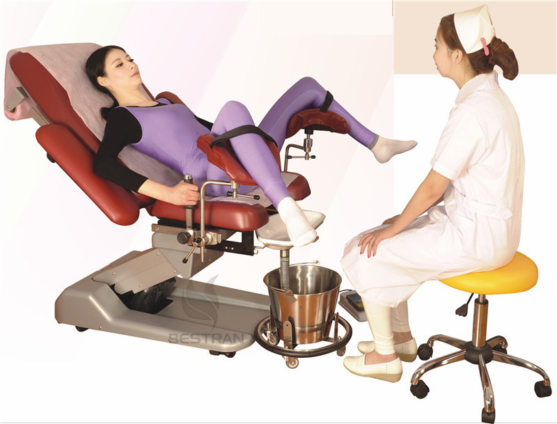 Electric Gynecology Chair