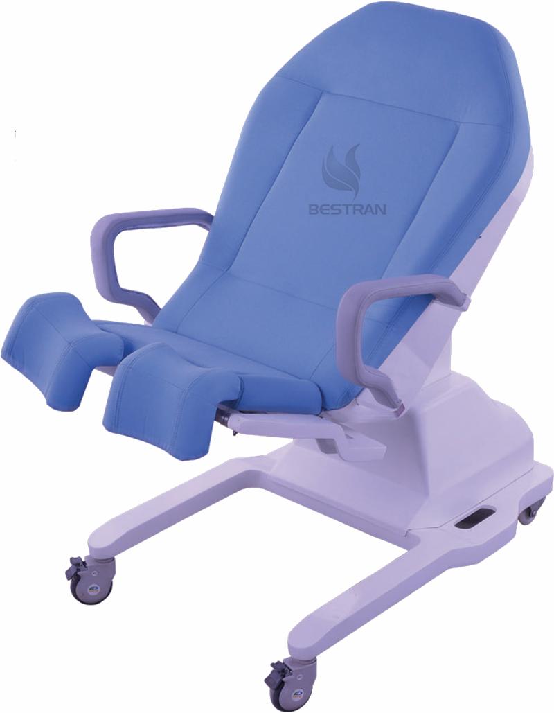 Gynecology examination chair