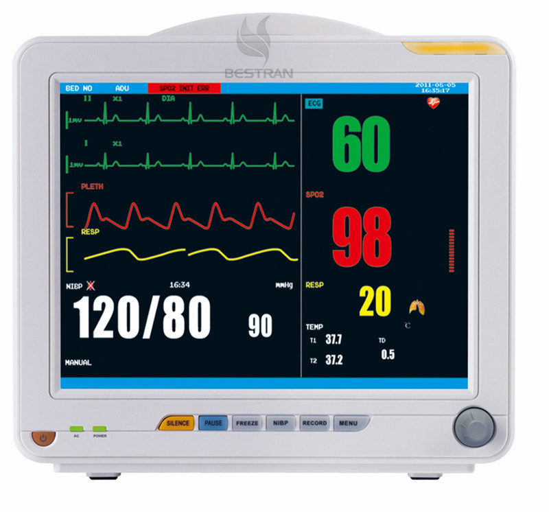 12.1''  patient monitor