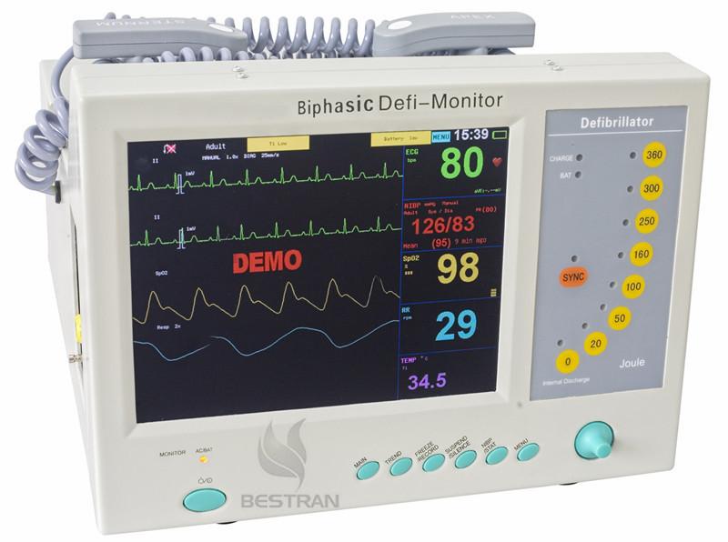 Defi-monitor/biphasic
