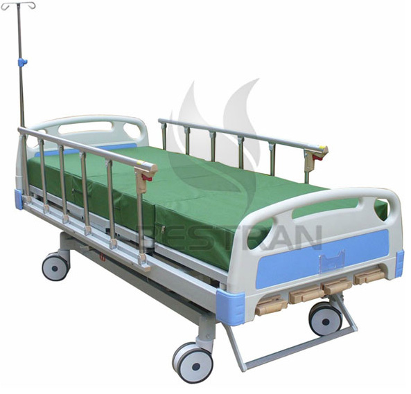 5-Function Manual Hospital bed
