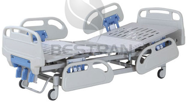 3-Function Manual Hospital bed
