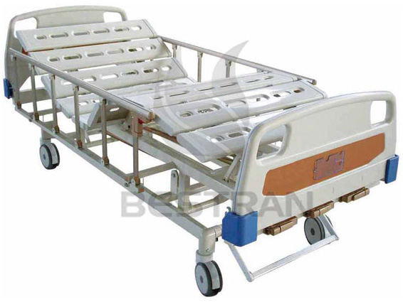 3-Crank Manual Patient Bed