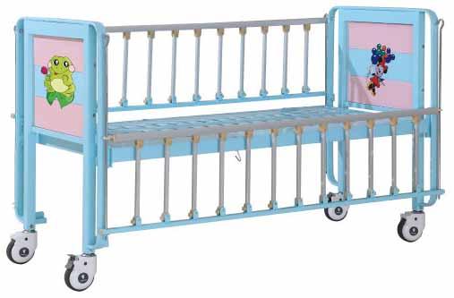 Flat Pediatric bed