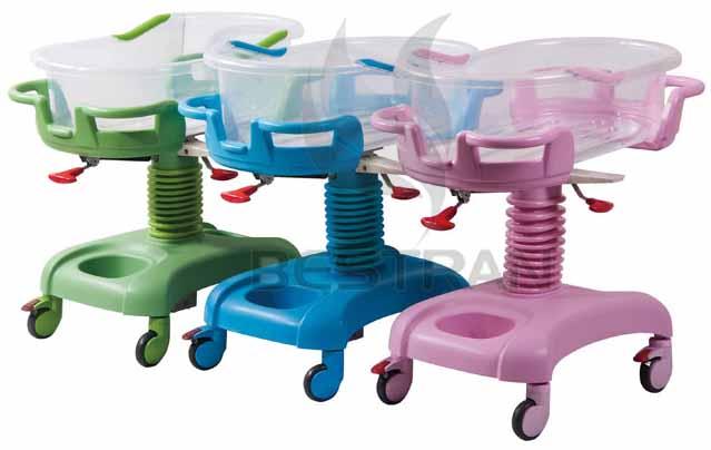Hospital Baby Cart