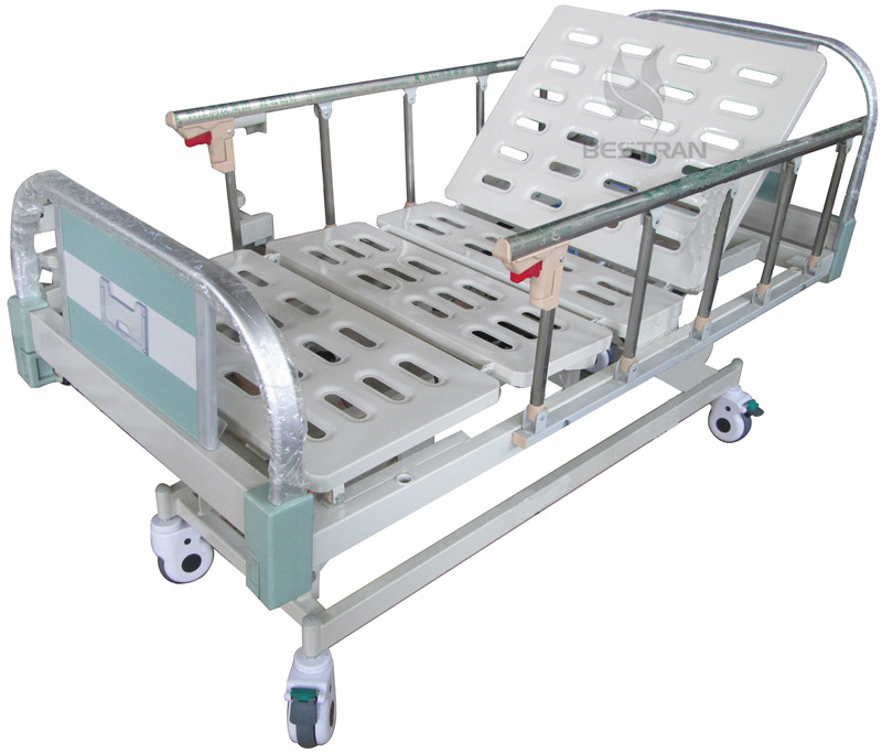 5-Function electric pediatric bed