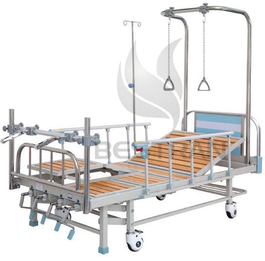 4-crank Hospital Orthopedic Bed
