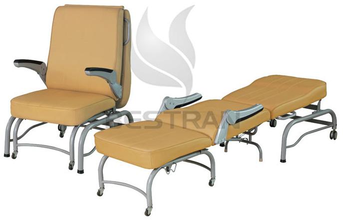Luxurios Hospital Attendant Chair