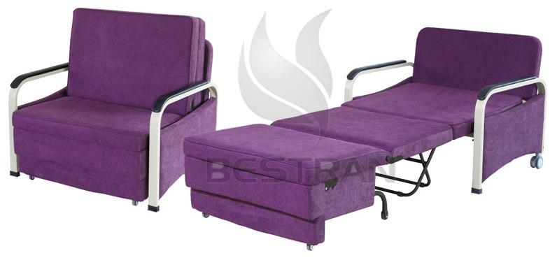 Widen hospital accompany chair