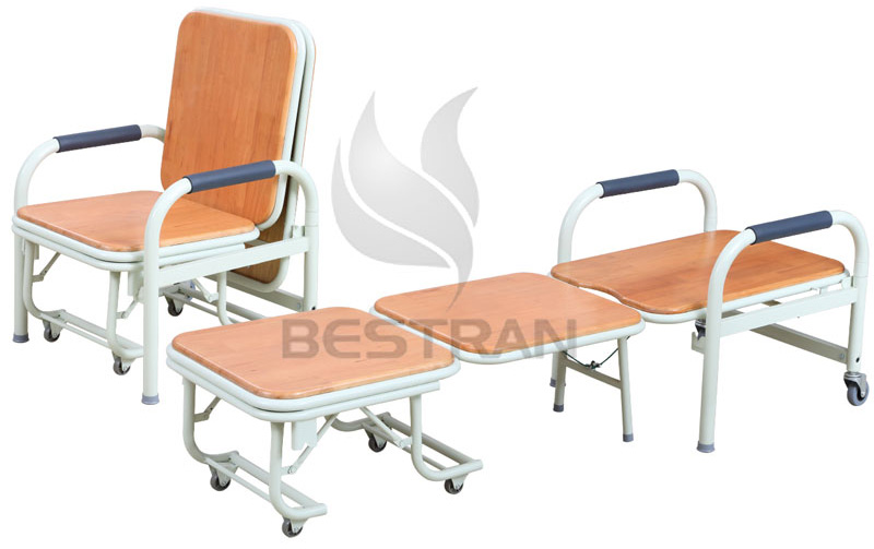 Hospital accompany chair