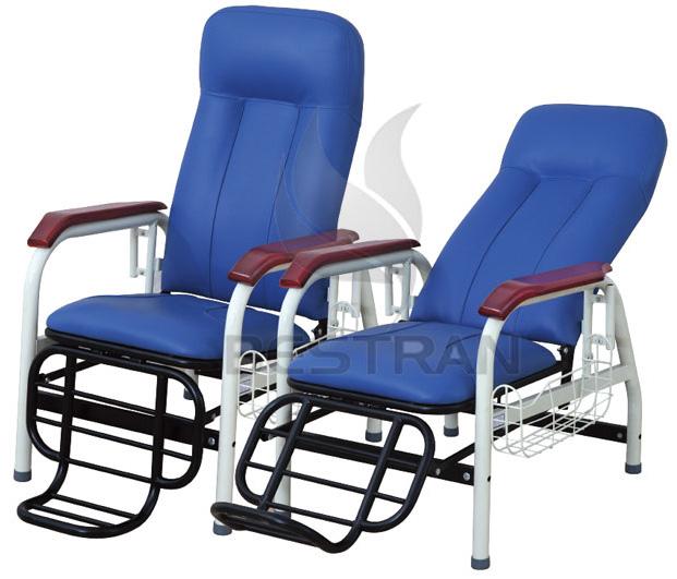 Adjustable transfusion chair