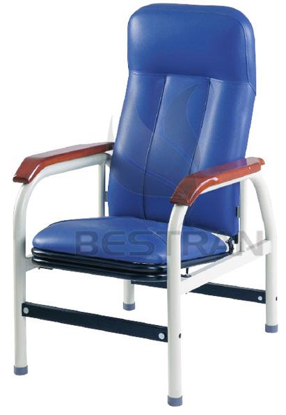 Hospital transfusion chair