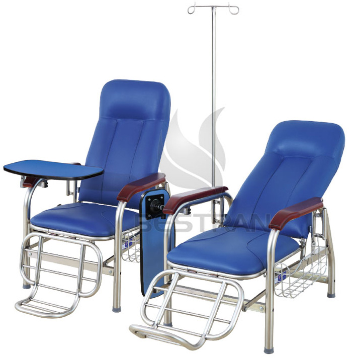 Stainless Steel Transfusion Chair