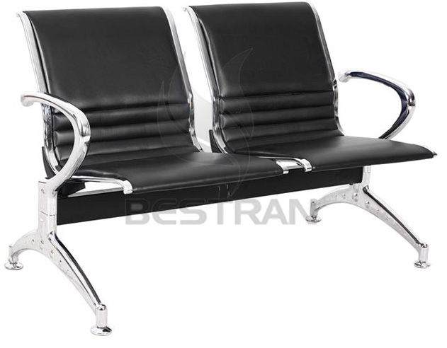 2-seat Steel Waiting Chair