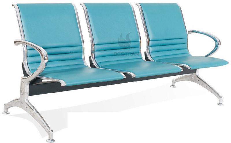 3-seat Steel Waiting Chair