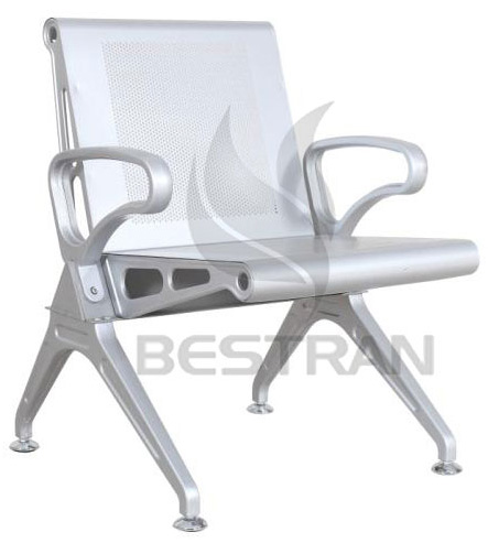 1-seat Steel Waiting Chair