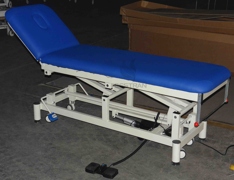 2-section Electric examination table