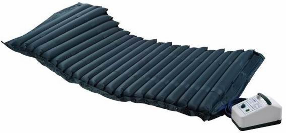 Stripe anti-decubitus air mattress