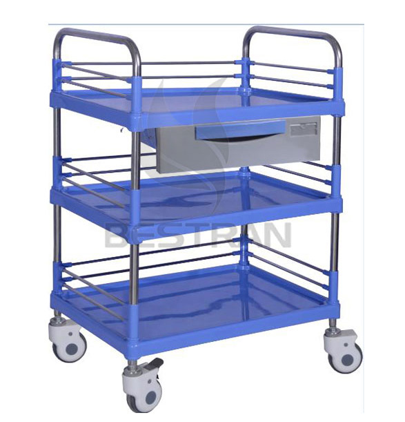 Steel-plastic Trolley