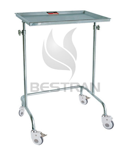 Two Posts Tray Stand