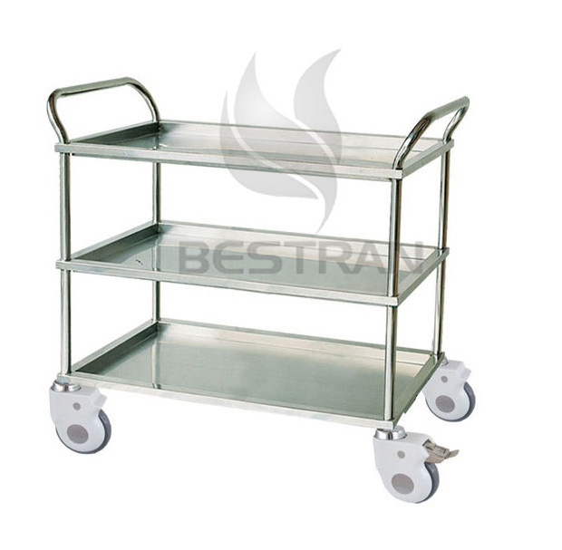 Crooked Handrail Treatment Trolley