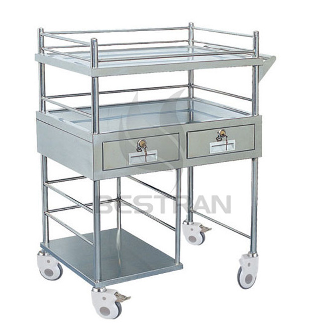 Dressing Medicine Change Cart