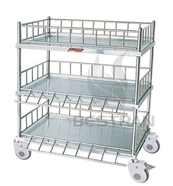 Infusion Bottles  Trolleys