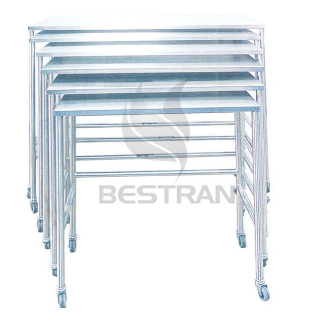 Operation Apparatus Nested tables