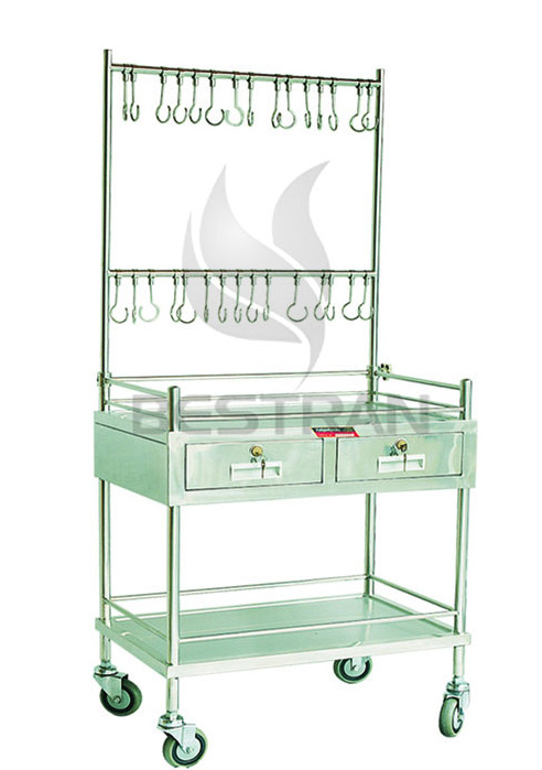 Infusion Treatment Cart