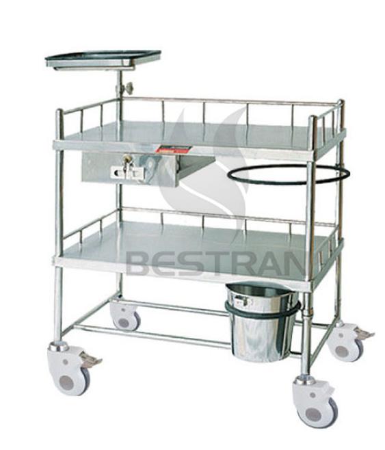 Dressing Medicine Change Cart
