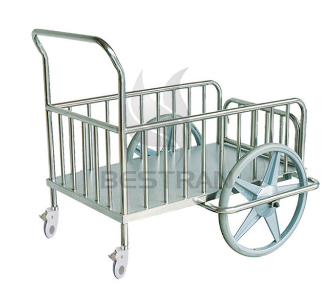 Dressing Delivery Cart