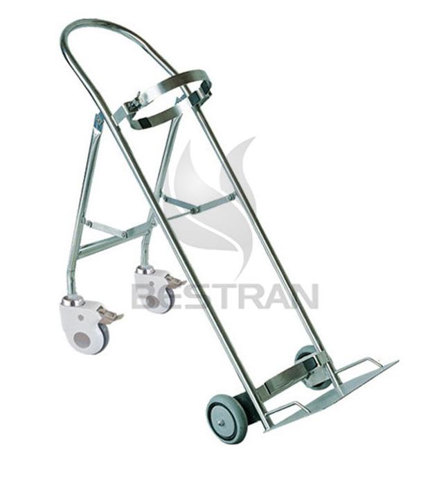 Oxygen Bottle Cart