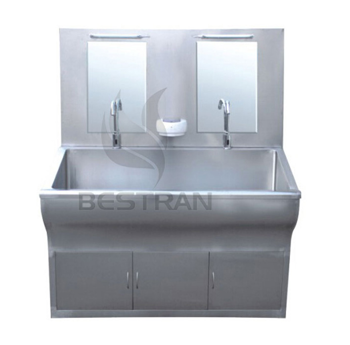 medical surgical scrub sinks