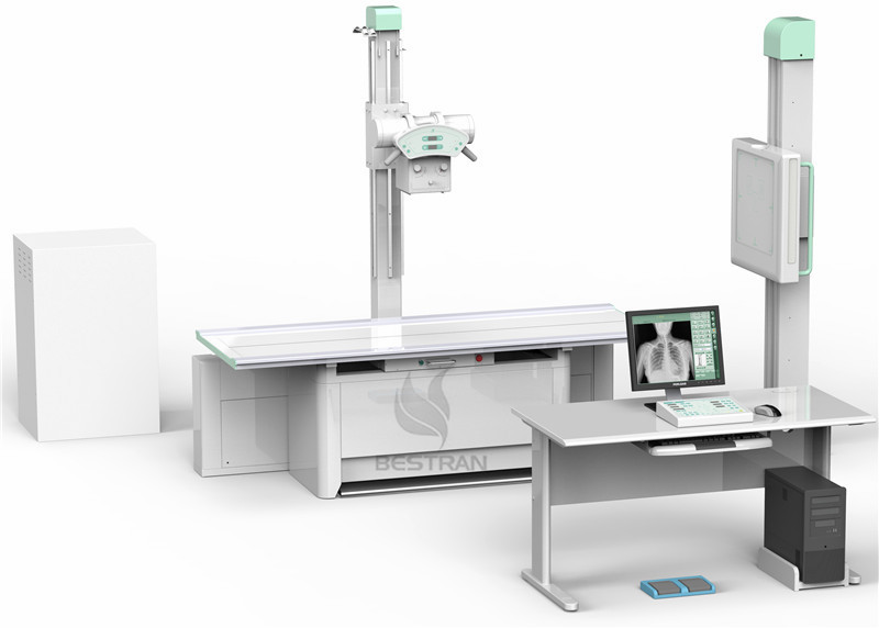 High Frequency Digital Radiography