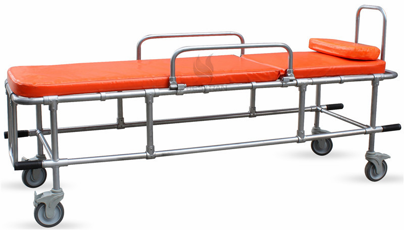 Non-magnetic Stretcher Bed(For MRI)