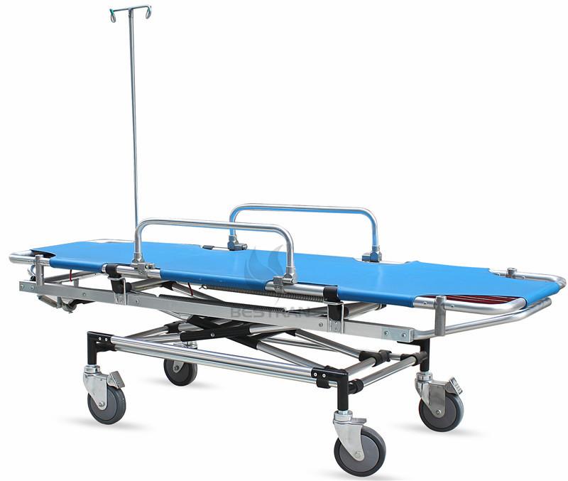 Aluminum Resue Bed