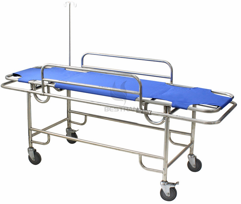 Stainless Resue Bed