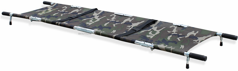 Quarter Folding Stretcher