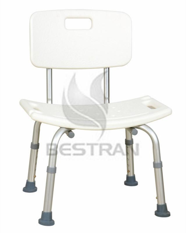 Al-alloy shower chair