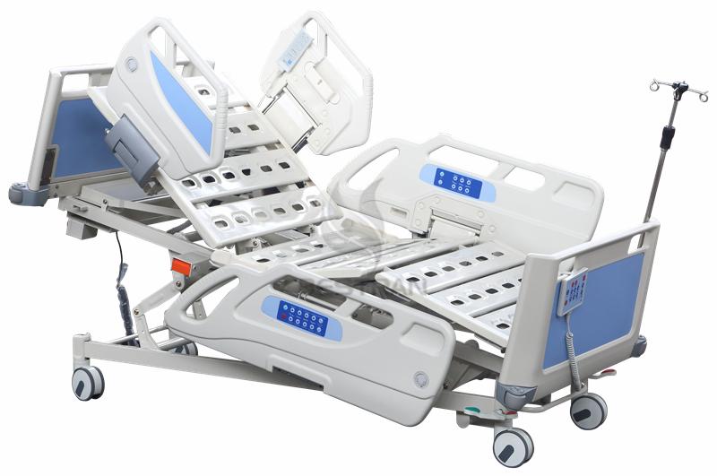 Luxurios Electric ICU bed