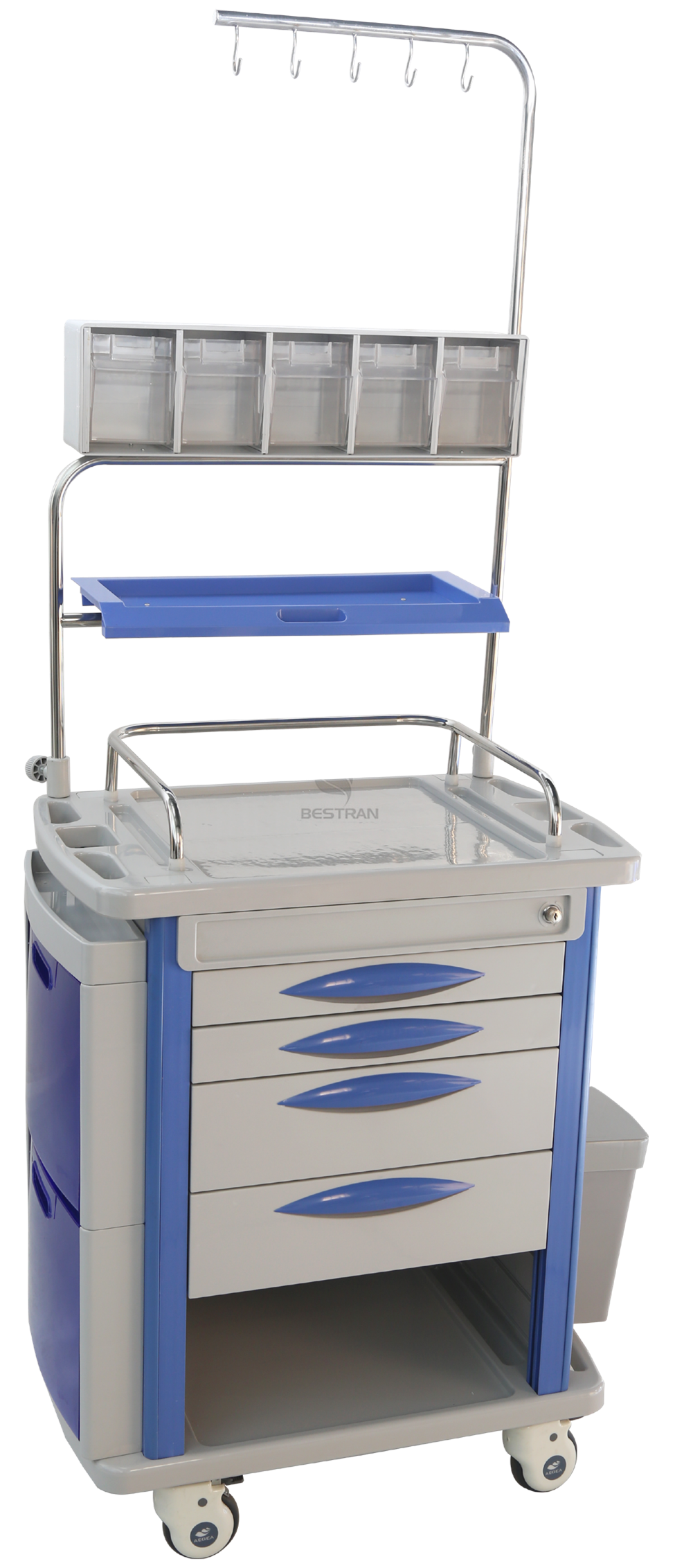 ABS Nursing Trolley