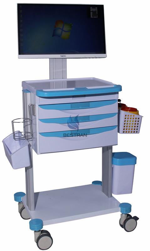 Wireless Nursing computer Trolley