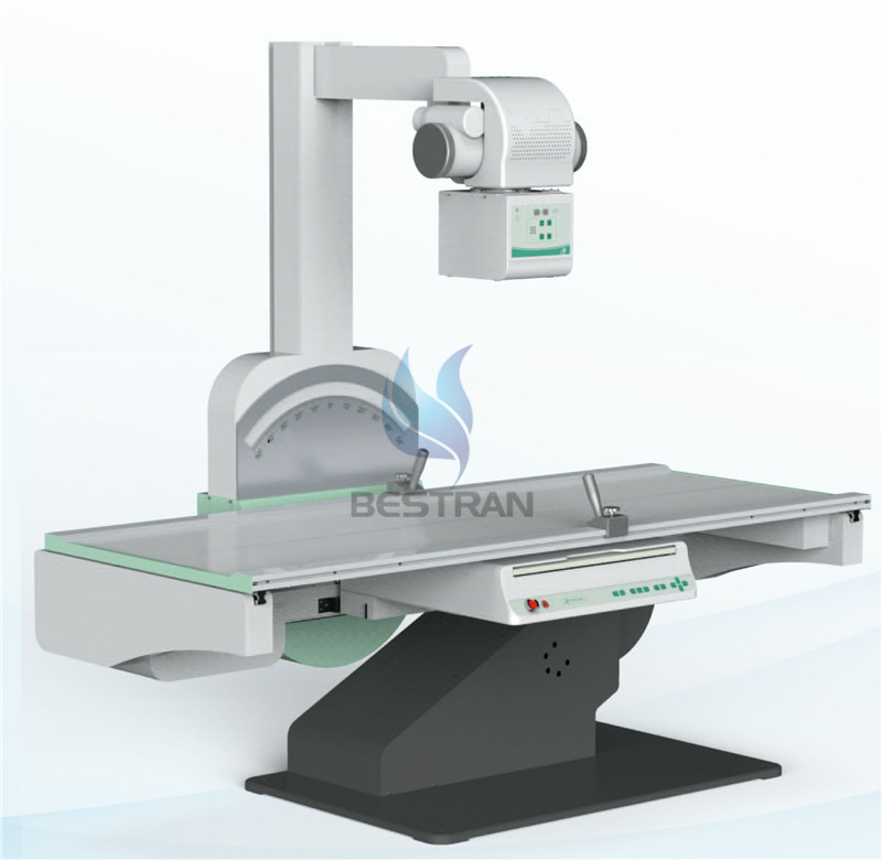 High Frequency Digital flat panel Radiography System