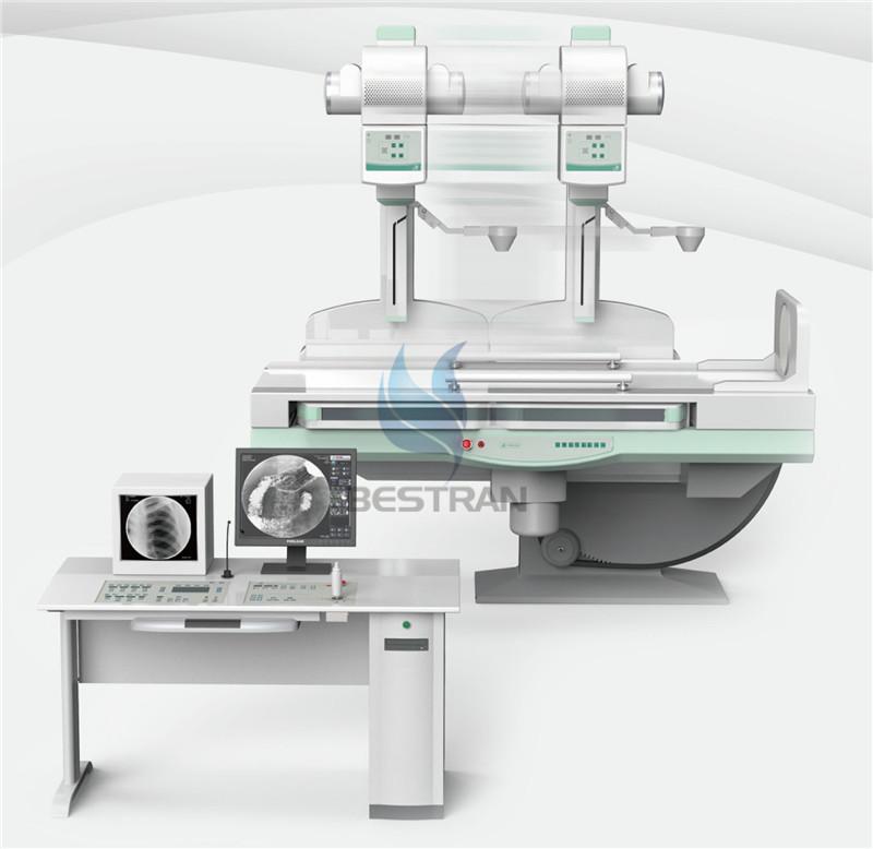 Radiography & Fluoroscopy Digital X-ray System