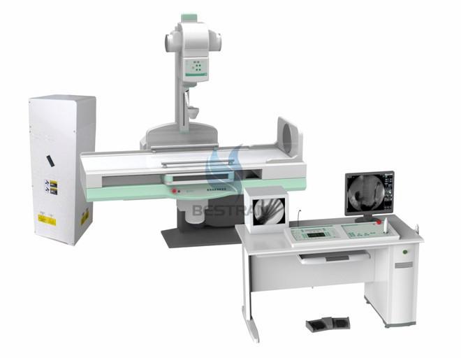 HF Digital Radiography & Fluoroscopy System (Flat Panel Detector)