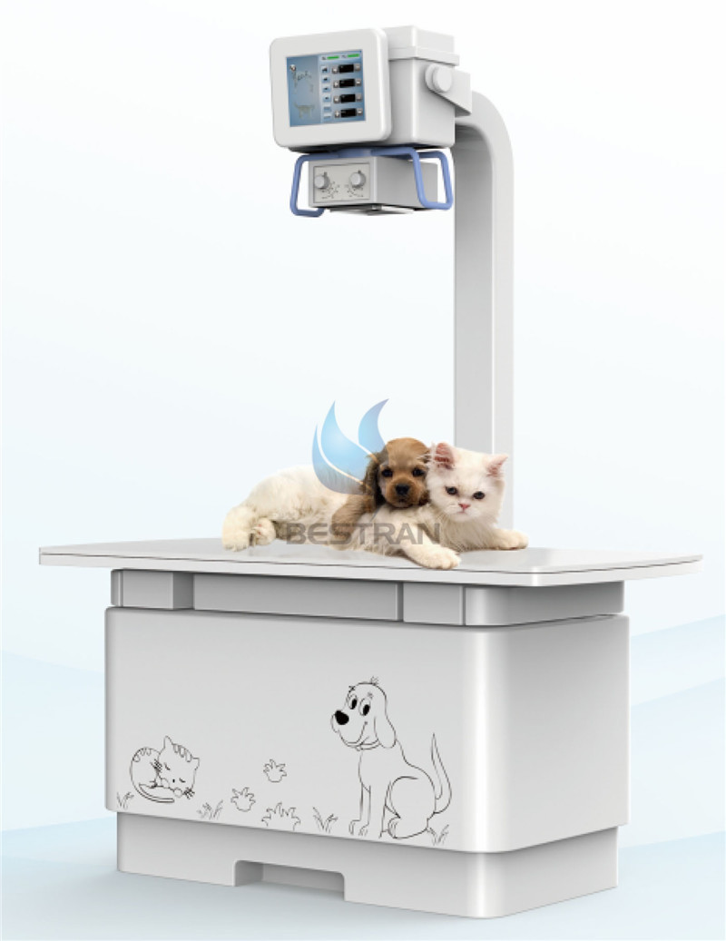 Veterinary Digital Mobile X-ray System