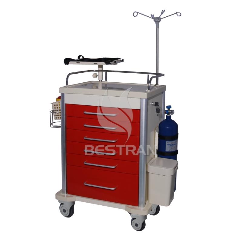 Hospital carsh Emergency Trolley